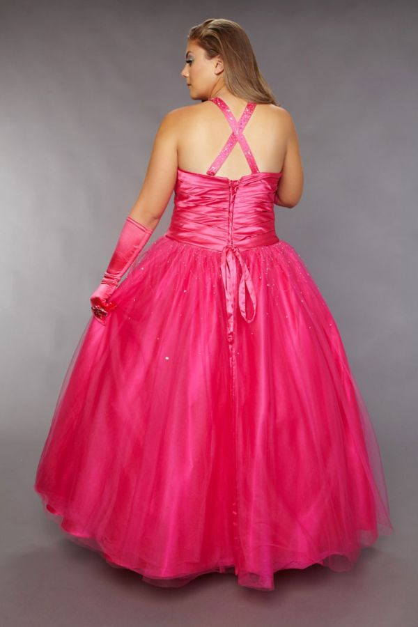 plesové šaty pro baculky na maturitní ples 6 - plesové šaty ... 076a18feef